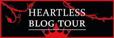 Heartless Blog Tour banner