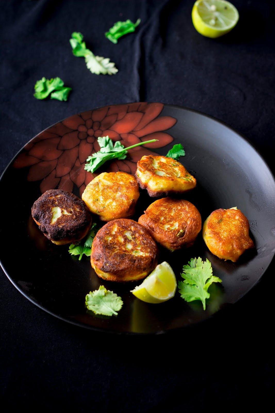 Dahi Kebab Yogurt Kebab kabab kebob hung curd punjabi besan chickpeas snacks