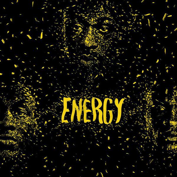Avelino - Energy (feat. Stormzy & Skepta) - Single Cover