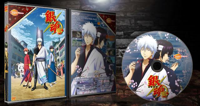 Gintama. Gin no Tamashii-hen | Cover DVD |