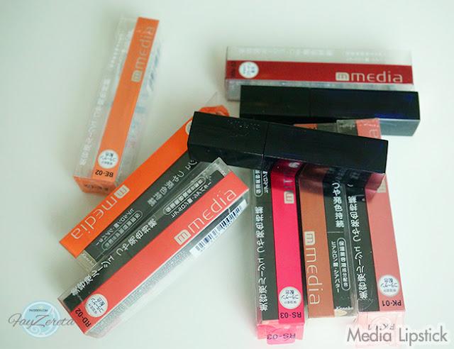 media lipstick 01