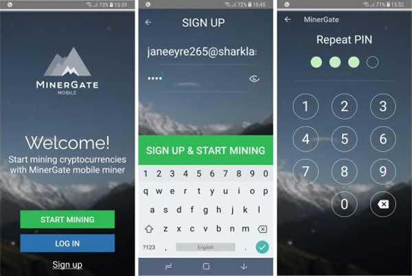 Cara Mudah Menambang Bitcoin di Smartphone Android