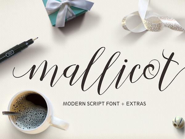 Download Mallicot Script Font Free