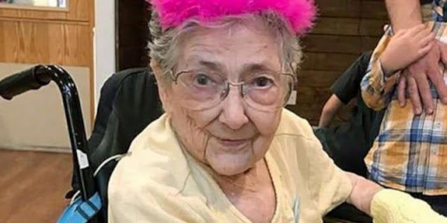 Ιατρικό θαύμα: 99χρονη έζησε έχοντας τα όργανα του σώματός της σε λάθος θέση