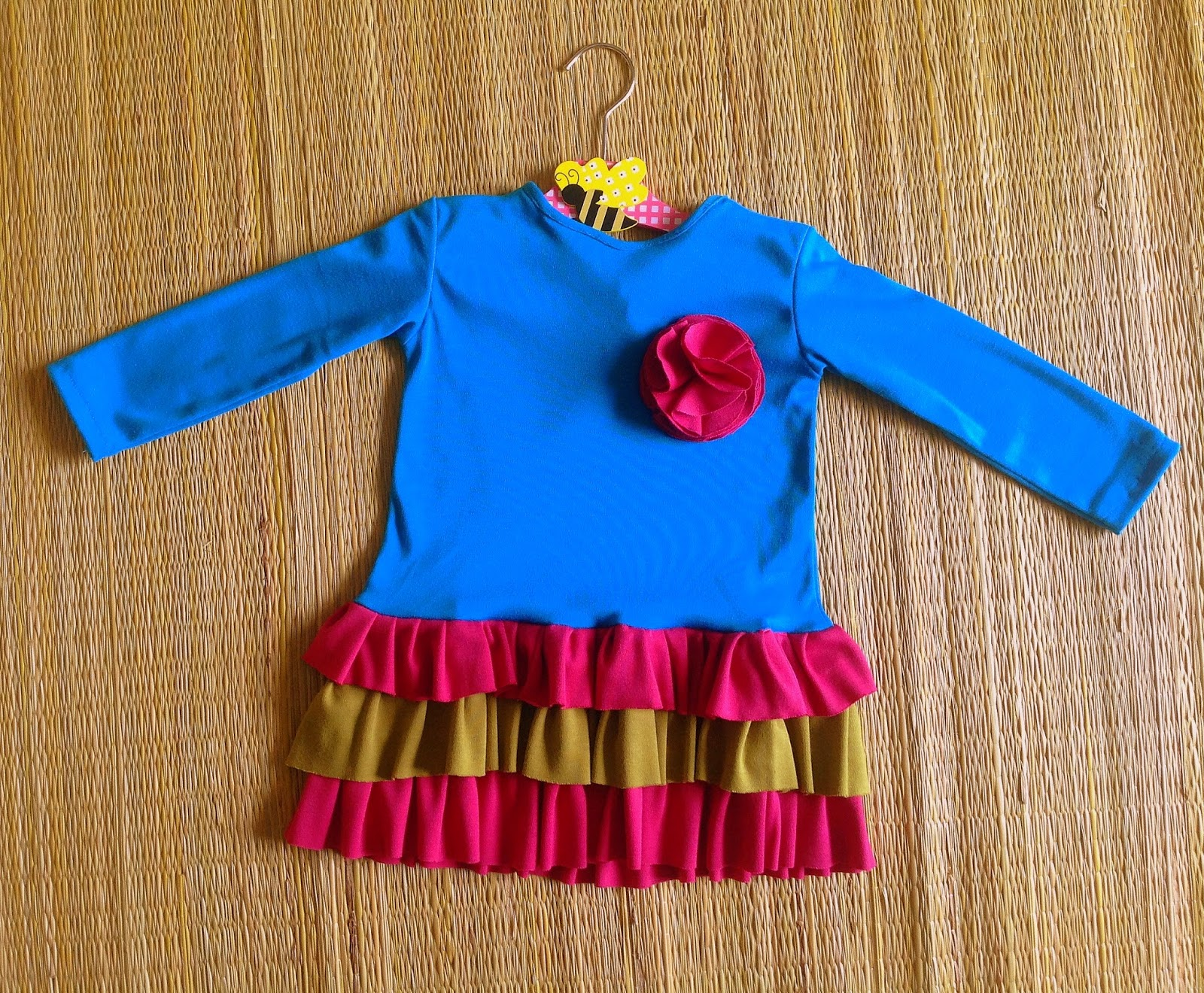 Sewing Patterns For Girls Dresses And Skirts Knit Tunic