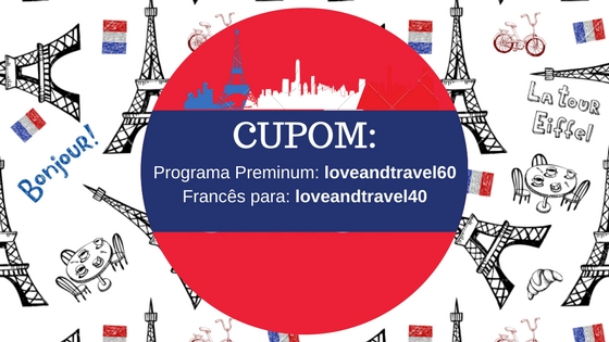 CFOL Curso de Francês online CUPOM de desconto