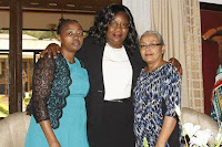 Here are two women who convinced UHURU and RAILA ODINGA to sit down and talk! Not MARGARET or MAMA NGINA