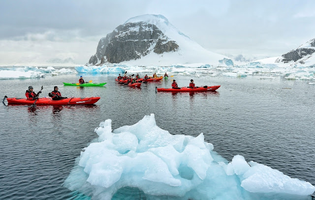 Benefits of Antarctica