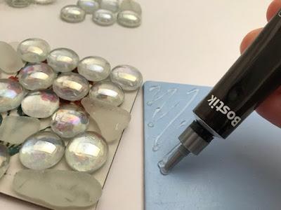 Using Bostik Power Repair glue for crafting