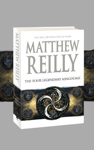Download Free The Four Legendary Kingdoms by Matthew Reilly Book PDF