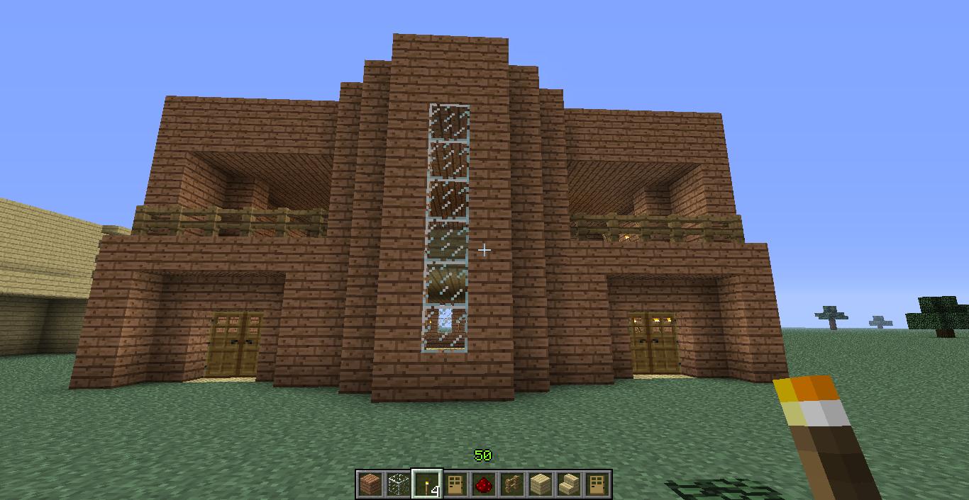 Manicreft for Casas modernas minecraft 0 14 0