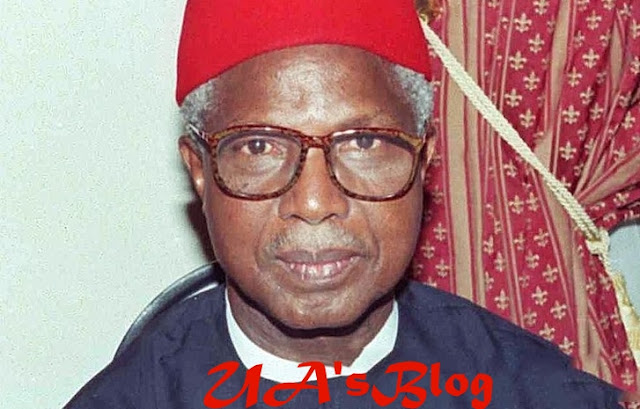 Mixed Reactions Trail Ibori, Other South East Govs Roles In Ekwueme's Presidential Bid