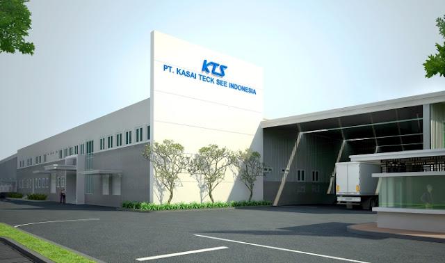 Lowongan Kerja Terbaru PT Kasai Teck See Indonesia KIIC Karawang