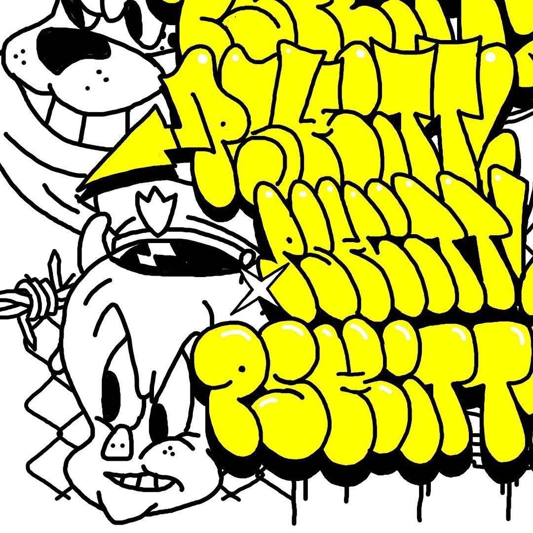 Pshitt graffiti festival