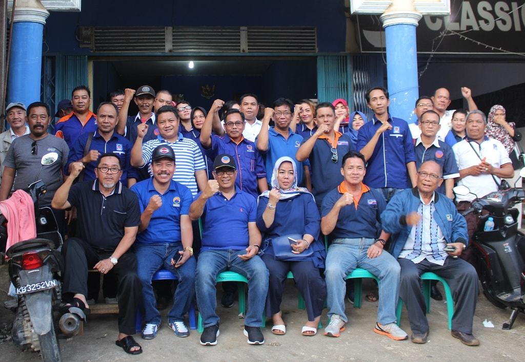 Kepengurusan DPD Partai NasDem Kabupaten Sekadau