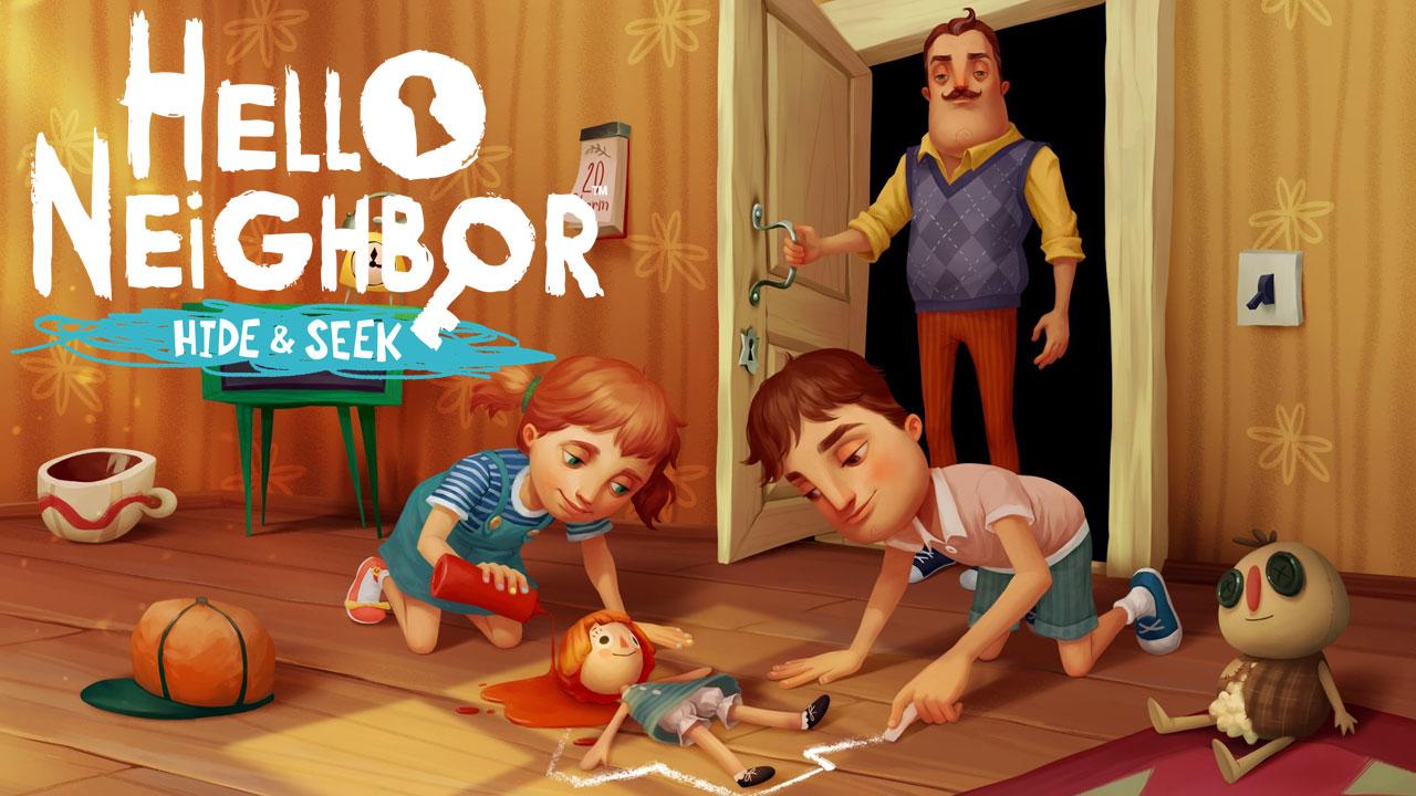 Link Tải Game Hello Neighbor Hide and Seek Free Download