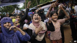 Labaran duniya ::   Shin Za a Mika Korafe-Korafen 'Yan Rohingya Ga Kotun ICC?