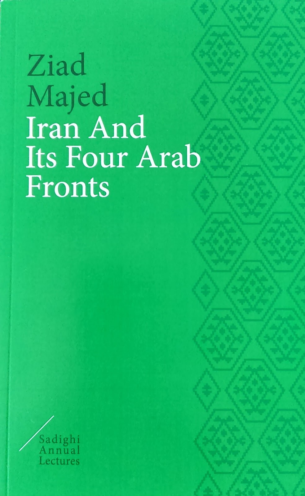 Iran and its four Arab fronts