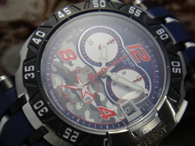 WATCHLIM Online Store, Watchlim.blogspot.com: 105) TISSOT T-RACE MOTOGP NICKY HAYDEN CHRONOGRAPH ...