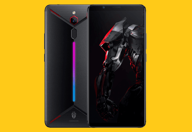 Nubia Red Magic Mars gaming smartphone with SD845 and 10GB RAM now official