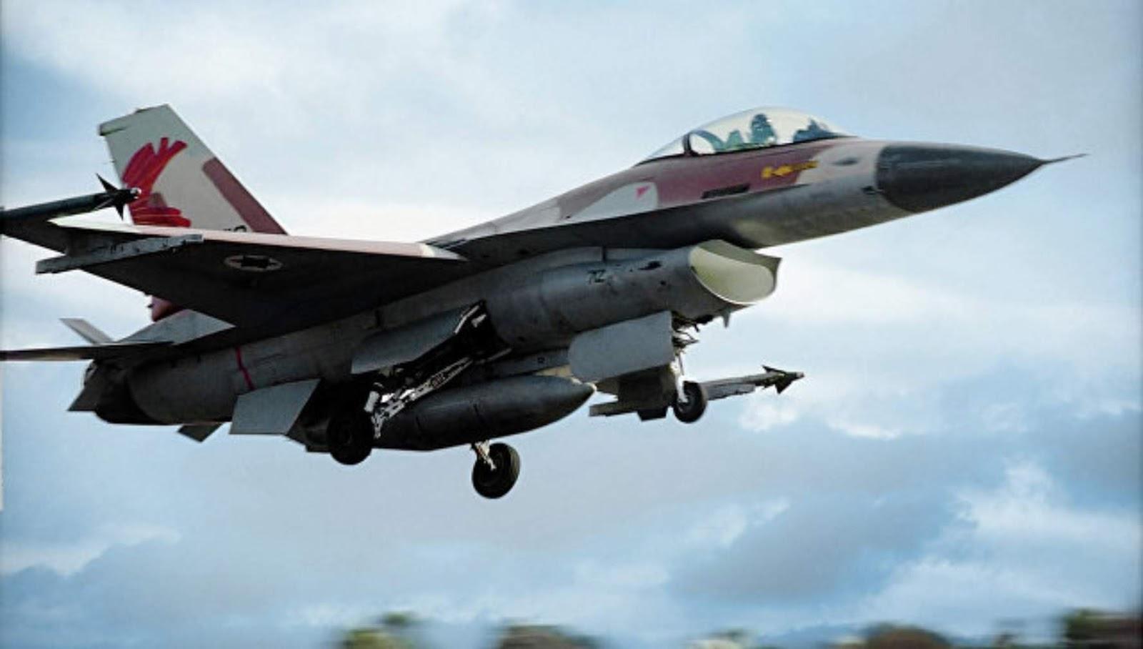 Karena AS keberatan Israel tidak bisa menjual 12 pesawat F-16 ke Kroasia
