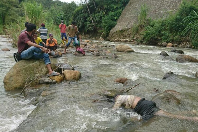 Warga Heboh Temukan Dua Mayat Perempuan Mengambang di Sungai