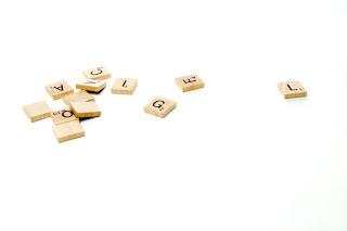 Photo of Scrabble Tiles by Stephen Hyun