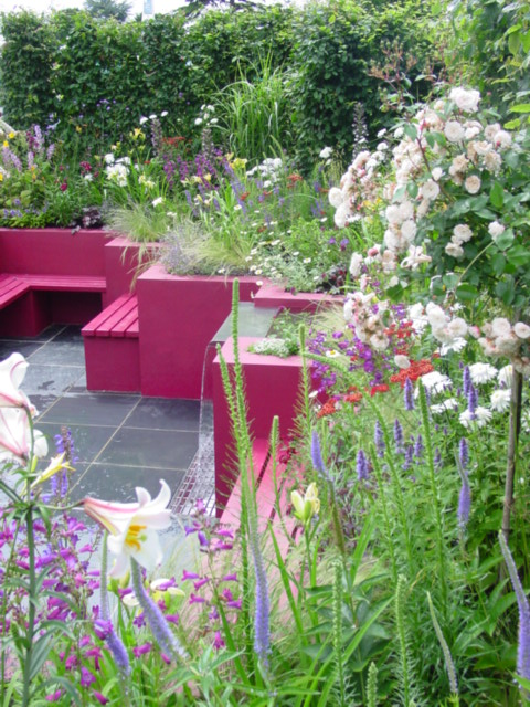 Sensory Gardens For Health & Well Being