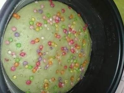 Resep Kue Bolu Coklat Matcha Chocolatos