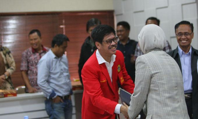 Sebelum Kampanye, IYL Dijadwalkan Jalani Ujian Pra Promosi Doktor