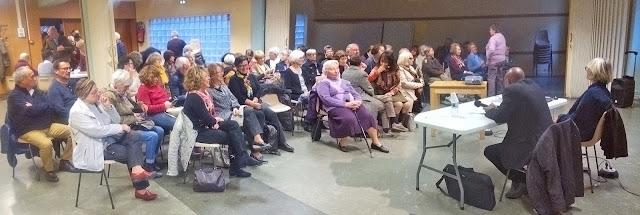 UTL bergerac conférence Georges Covi