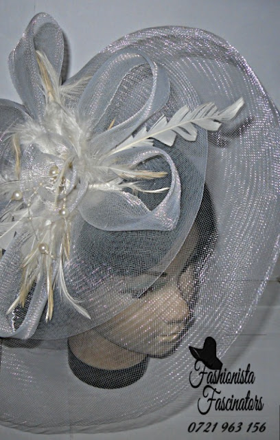 Buy wedding fascinators and hats Nairobi Kenya