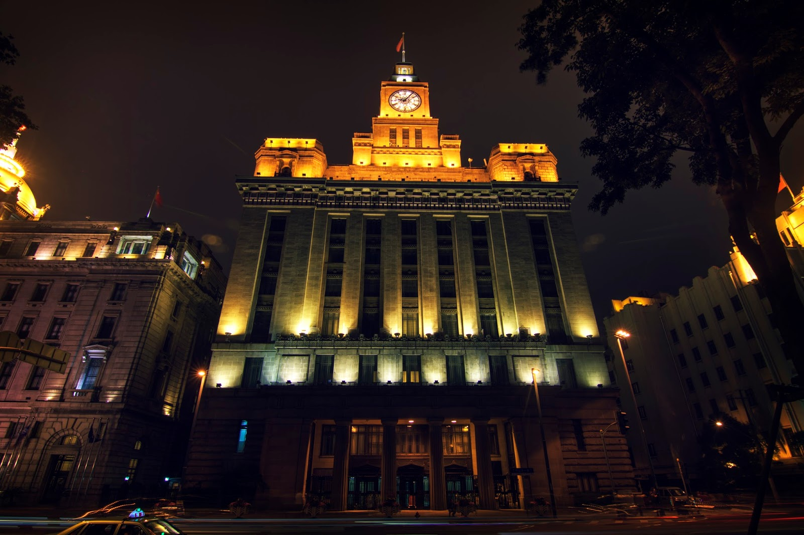 Customs House Shanghai