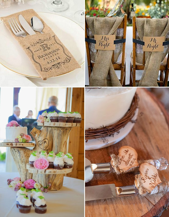 burlap decorating ideas for weddings burlap wedding decorations and ideas 2137