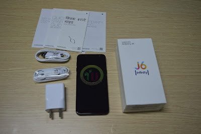 Samsung Galaxy J6 Unboxing & Photo Gallery