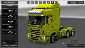 Scania R730 Mega Tuning 4.0