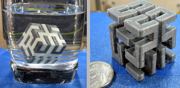 3d print dissolving filament