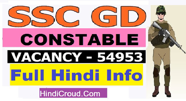 SSC-GD-CONSTABLE-HINDI-FULL-INFO