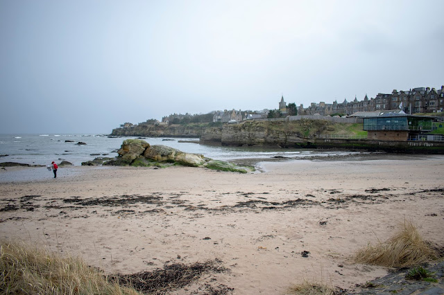 beach at St Andrews