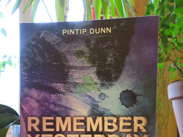 Forget Tomorrow, tome 2 : Remember yesterday de Pintip Dunn