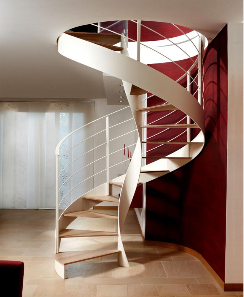 model desain tangga rumah minimalis modern desain rumah