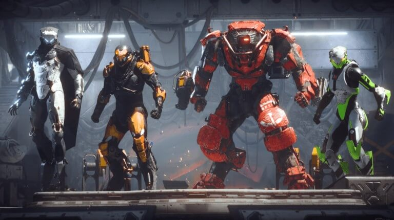Anthem Launch Trailer Features Good Music With A Touch Of 'Ozzy Osbourne - Crazy Train'