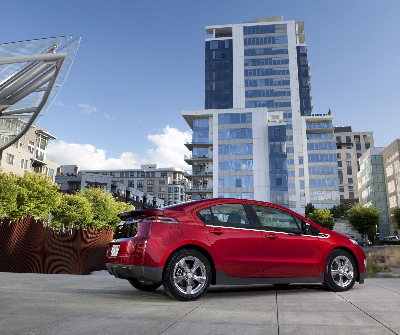 Chevrolet Car Wallpaper: Sport Cars: Chevrolet Volt Hd Wallpapers 2011
