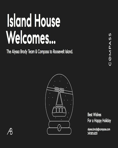 Happy Holidays From Island House