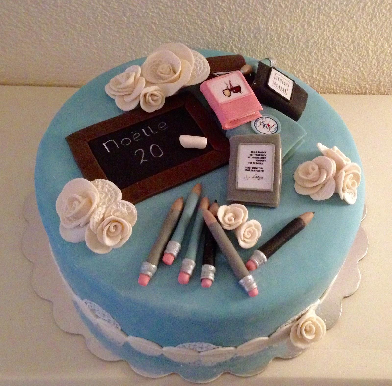 bijzondere taart maken