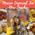 New Snacks at Macao Imperial Tea - Davao City