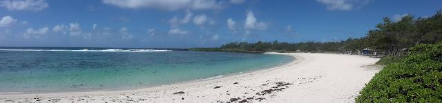 Strand im Paradies