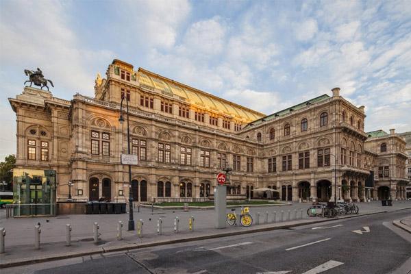 دار اوبرا فيينا
