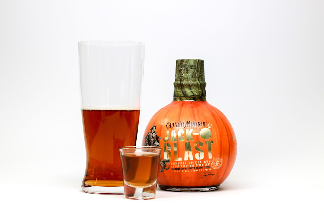 Captain Morgan Jack O Blast Pumpkin Spiced Rum