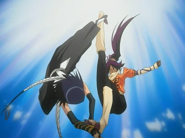 Bleach yoruichi vs soifon episode guide